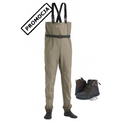 Keeper Waders + Wading Boots Felt Sole