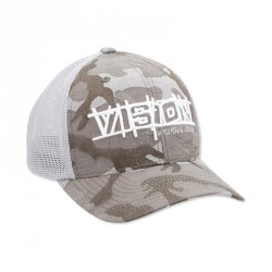 Vision Flexfit Trucker Grey Camo